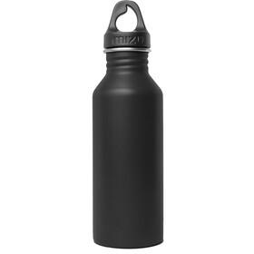 MIZU M5 Bottle with Black Loop Cap 500ml, enduro black